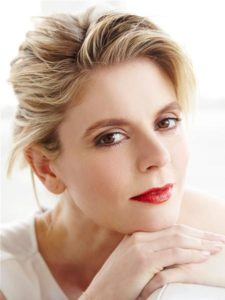 Charity: Actress Emilia Fox