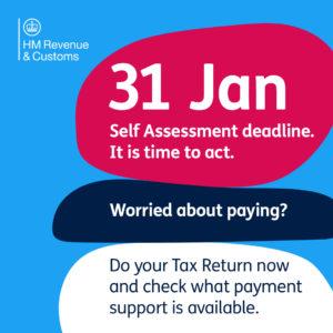 HM Revenue: No Self