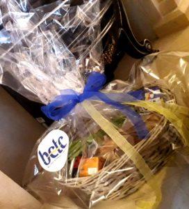 A BCTC Breakfast Basket!