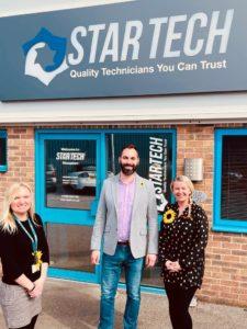 Star Tech select Lewis