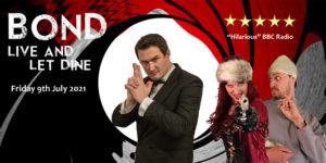 Bond themed 'Live & Let