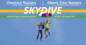 Skydiving for the Sheltered