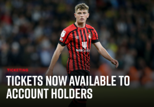 Join AFC Bournemouth for